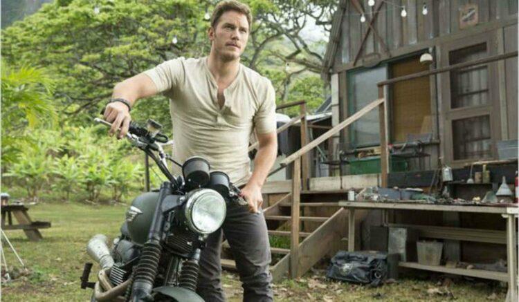 La moto de Chris Pratt dans Jurassic World mise aux enchères