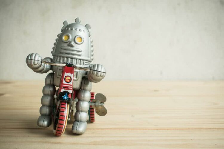 En 2015, Yamaha invente le robot pilote