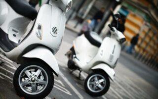 Un scooter électrique produit par un consortium catalan