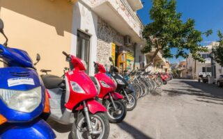 Des scooters à hydrogène bientôt en autopartage