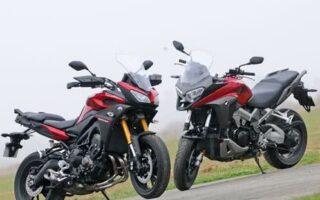 Yamaha prépare la sortie de sa MT-07 Ténéré