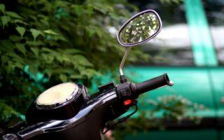 Petit à petit, le scooter électrique fait son nid