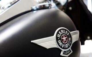 Pollution: 12 millions de dollars d'amende pour Harley-Davidson