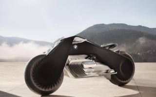 BMW: Motorrad Vision Next 100, la moto du futur