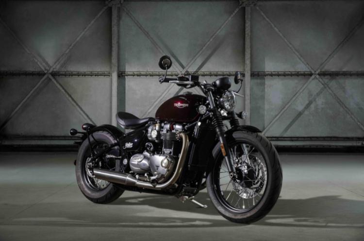 Salon Moto Expo de Nice: Les nouveautés Triumph ou Suzuki au rendez-vous