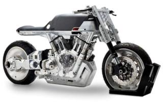 Vanguard, la moto avant-gardiste venue de New York