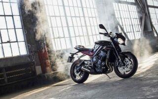 Moto: découvrez la nouvelle Triumph Street Triple