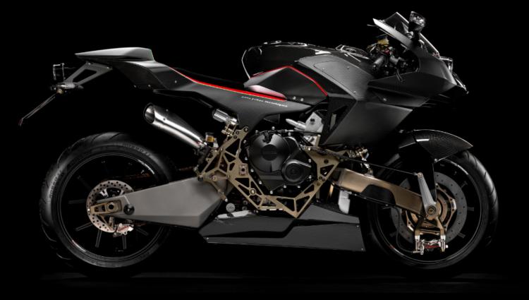 Vyrus 986 M2 Street: le prototype du championnat Moto2 est en vente libre
