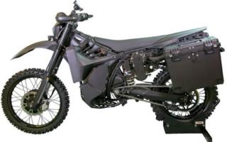 Moto: découvrez SilentHawk, le bolide hybride de l'armée américaine
