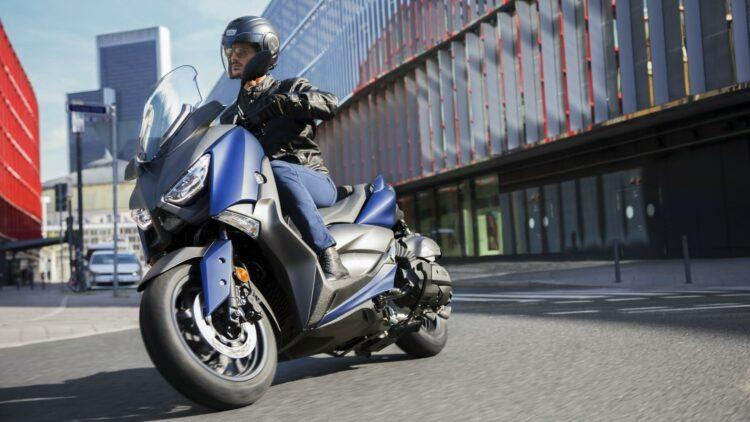 Yamaha: le constructeur va lancer un nouveau scooter X-Max 400 à la rentrée