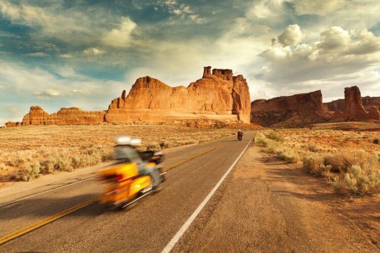 Etats-Unis: des taxes doublées sur les motos?
