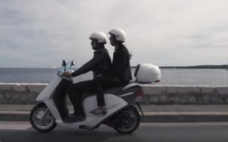 Scooter électrique: Eccity 125 prendra la route en 2018