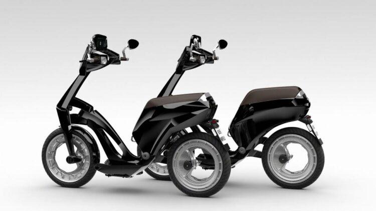 Scooter électrique: Ujet, le deux-roues pliable
