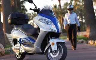 Scooter électrique: Faucon moto veut s'imposer sur le marché