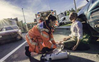 Dijon: une moto médicalisée pour les urgentistes