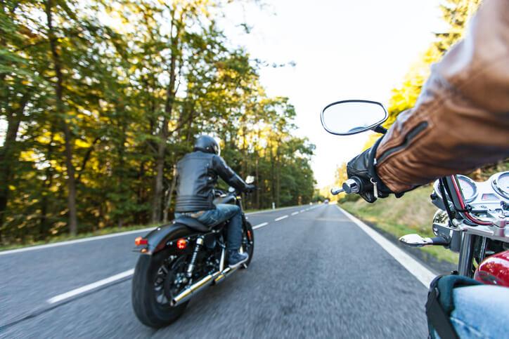 La Sécurité Routière incite les motards au port de l'airbag moto