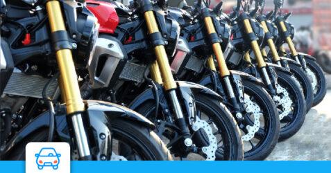 Ventes de moto