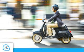Motos propres: circulation autorisée sur certaines voies réservées