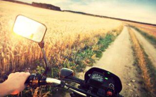 La garantie « bris de glace » en assurance moto