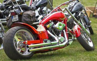 Customisation de votre moto, êtes-vous assuré?