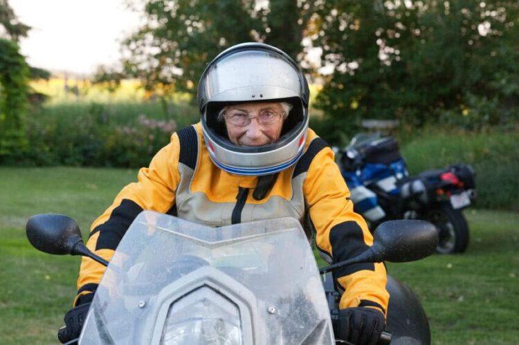 Quel type de moto pour un senior?