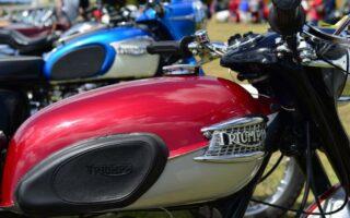 Quelle carte grise pour une moto de collection?