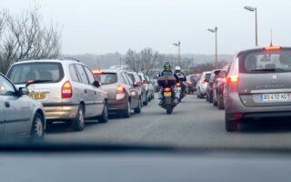 Conseils pour rouler à moto dans Paris