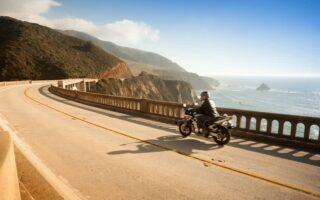 Conduite: bien prendre un virage à moto