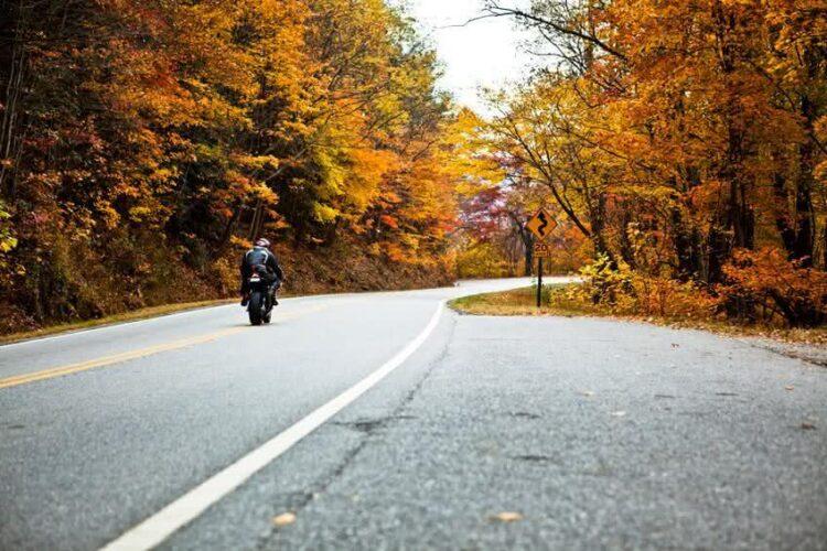 Moto: nos conseils pour conduire en toute sécurité à l'automne