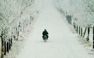 Préparez votre moto pour l'hiver