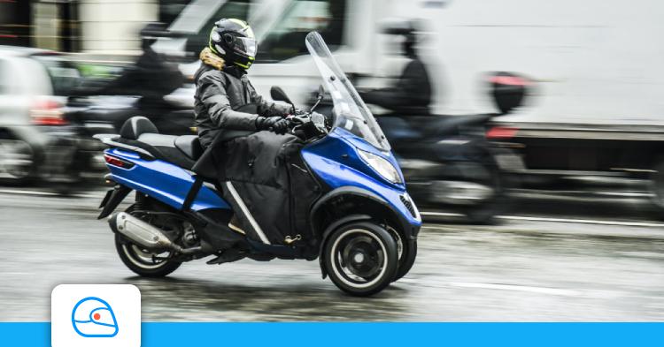 Scooter 3 roues: avantages et inconvénients