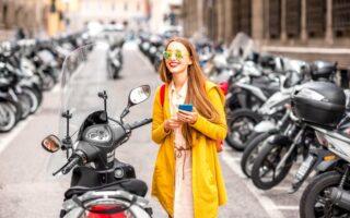 La location de scooter électrique en détail