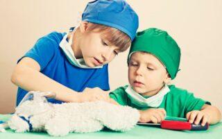 Les opérations bénignes les plus courantes de l'enfance