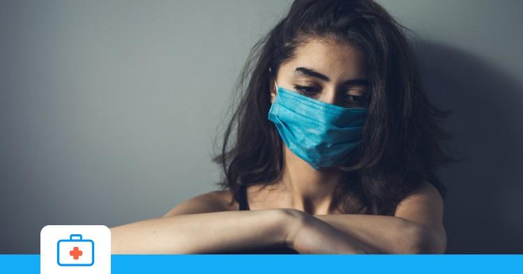 Coronavirus: forte hausse des arrêts maladie pour raison psychologique en 2020