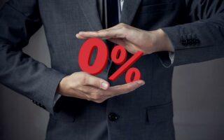 Prêt immobilier: peut-on faire un emprunt à taux négatif?