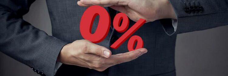 Prêt immobilier : les taux peuvent-ils être négatifs ?
