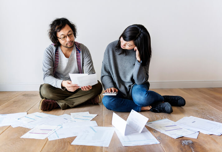 Calcul d'un prêt relais: la méthode à suivre