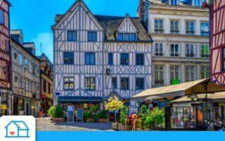 Obtenez le meilleur taux en région Normandie