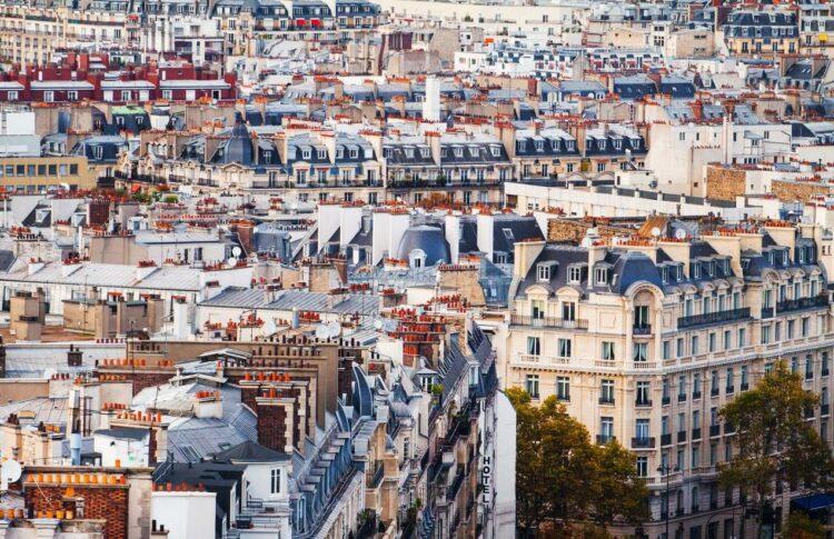 Copropriété: 2 fois plus de charges à Paris qu'à Bordeaux