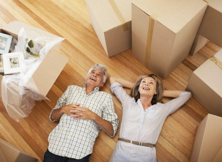 Immobilier ancien: en province, un acheteur sur cinq a plus de 60 ans