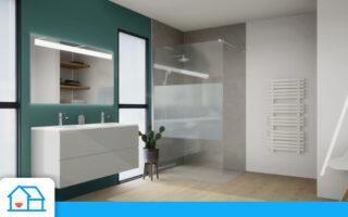 Les douches à l'italienne obligatoires dans les logements neufs en 2021