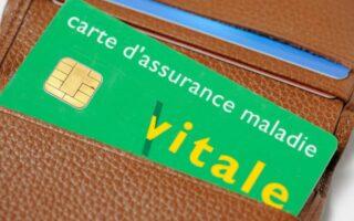 Perte ou vol de vos cartes Vitale et de mutuelle