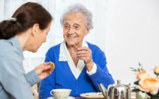 Rattachement mutuelle d'un parent âgé vivant chez soi