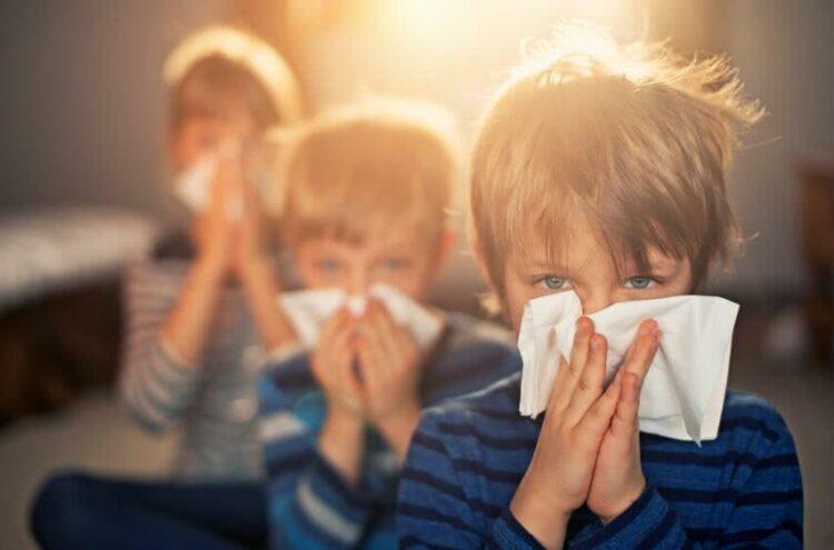 Rougeole, rubéole, varicelle… Tout savoir sur les maladies infantiles