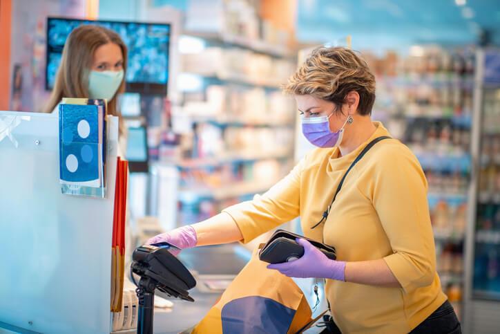 Coronavirus: quel est le moyen de paiement le plus sûr?