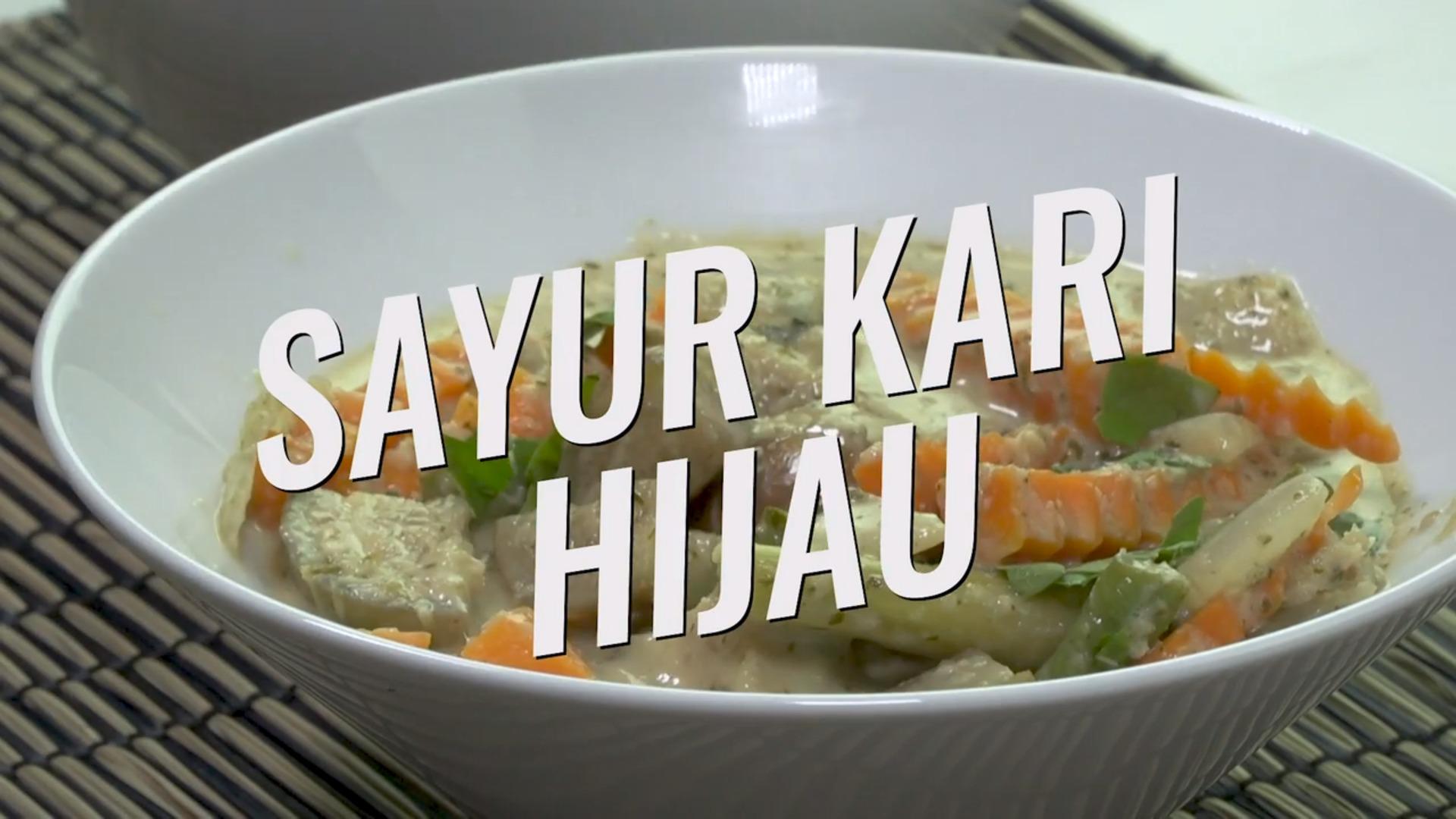 08 Sayur Kari Hijau Ready Set Cook Malay