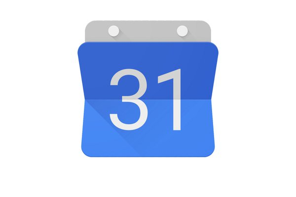 Google Calendar Card