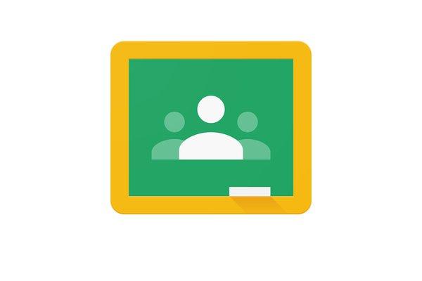 Google Classroom Card