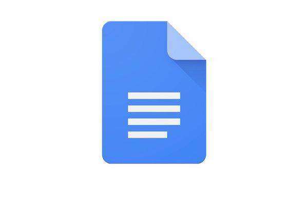 Google Docs Card