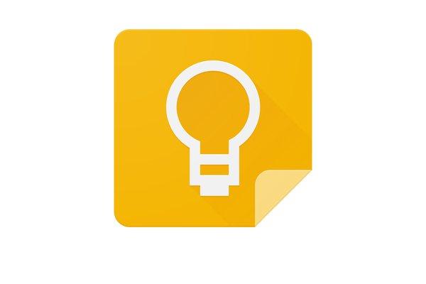 Google Keep Card